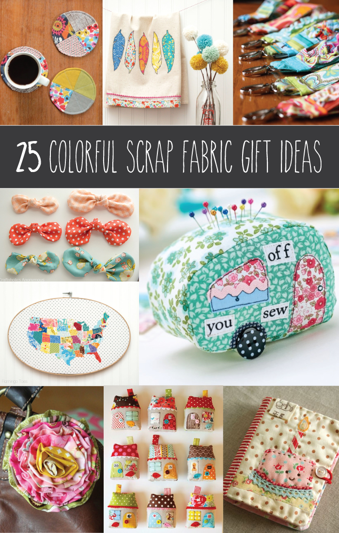 "20 Handmade Christmas Gifts to Start Sewing Now July 10, Well folks, you've seen the signs: the red and green aisle at Hobby Lobby, the expression ""Christmas in July"" floating around."